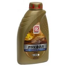 Масло моторное Лукойл-Люкс 10w-40 SL 1л