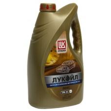 Масло моторное Лукойл-Люкс 10w-40 SL 4л
