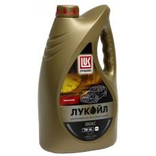 Масло моторное Лукойл-Люкс 5w-30 SL 4л