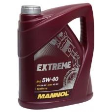 Масло моторное MANNOL Extreme 5w-40 SN 4л