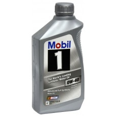 Масло моторное Mobil1 0w-40 SN 1л