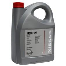 Масло моторное NISSAN 5w-30 SN 5л
