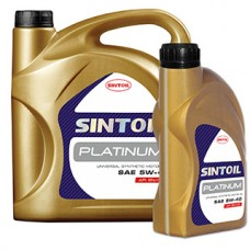 Масло моторное SINTOIL PLATINUM SAE 5W-40  SN/CF 1л