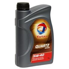 Масло моторное Total Quartz 9000 5w-40 SN 1л