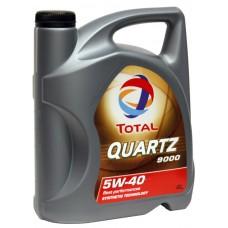Масло моторное Total Quartz 9000 5w-40 SN 4л