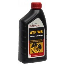 Масло трансмиссионное TOYOTA ATF WS 1л