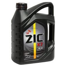 Масло моторное Zic R X7 5w-40 SN 4л